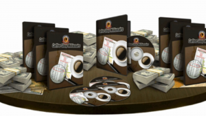 a view of the Coffee Shop Millionaire brown training modules