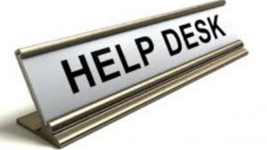 a picture of help and training , Help desk - Overeem Buro voor Bouwtechniek