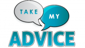 a picture of take my advice, Take My Advice (@TheTMAcast) | Twitter