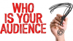 How to identify the target audience for your product