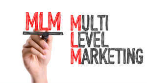 a picture of MLM, Multi-Level Marketing And Why You Should Avoid It