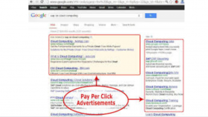 a picture of Pay Per Click Advertisements