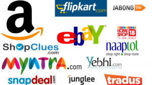 a picture of E-Commerce websites