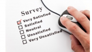 A live picture of a survey