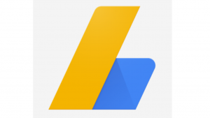 A screen shot of the Google Adsence symbol