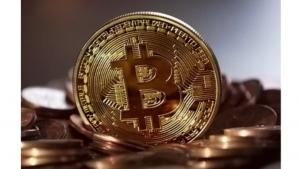 A screen shot of a lot of bitcoins