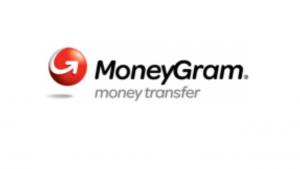 A screen shot of the money gram logo