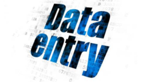a picture of Data Entry
