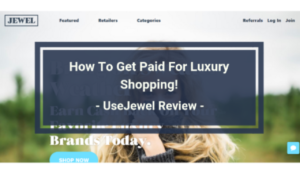 a picture of the usejewel website